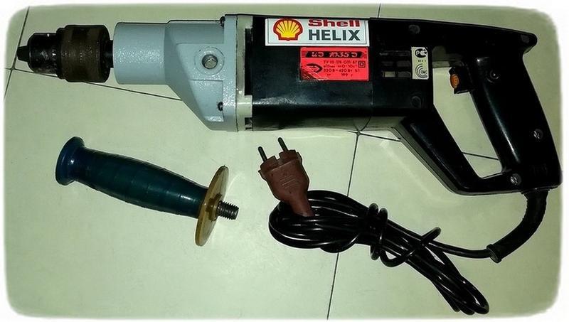 Дрель электрическая ИЭ-1035-Э