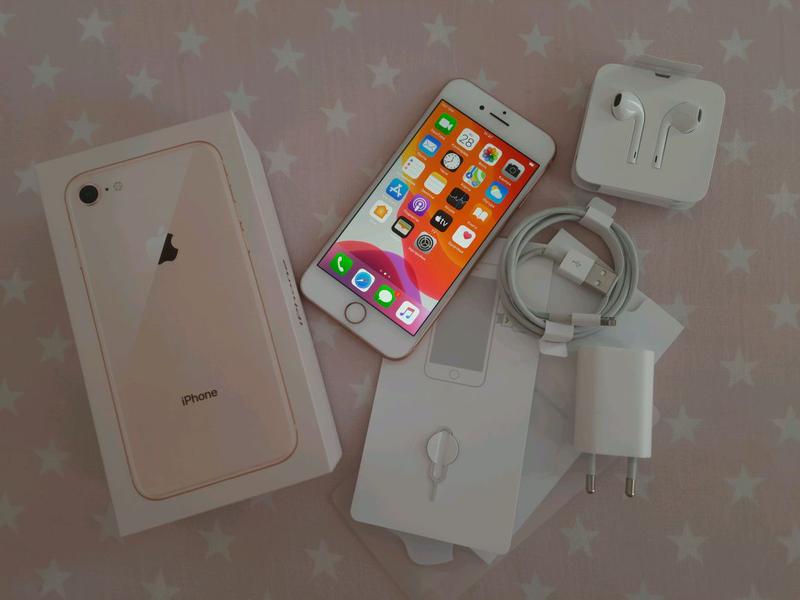 Продам Apple iPhone 8, Gold, 64GB (MQ6J2RM/A) - Фото 2