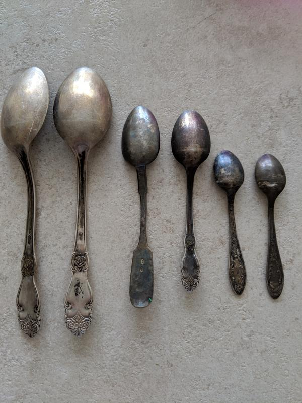 Почищу серебро/мельхиор - Фото 3
