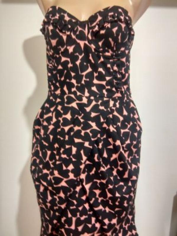Платье - бюстье НМ, размер 36