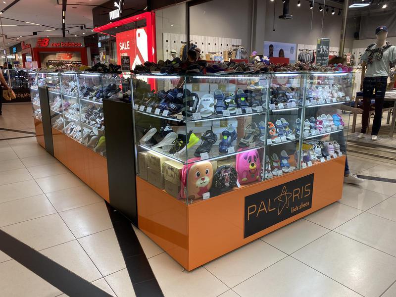 Магазин детской обуви PALARIS