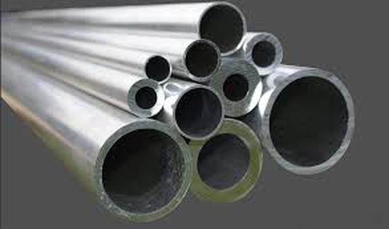Алюминиевая круглая труба 75х5 АД31 Т5