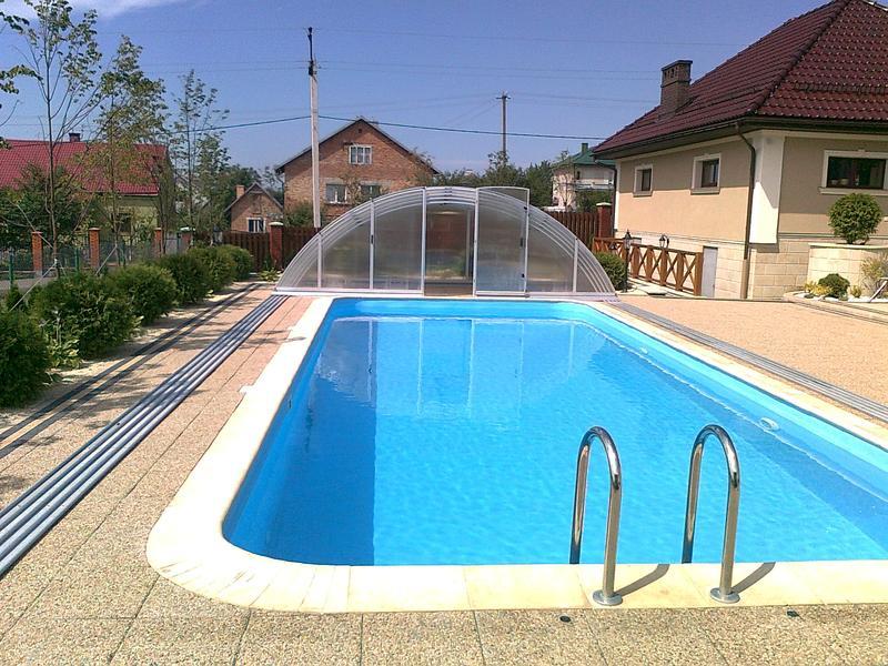 Бассейны и все для бассейнов