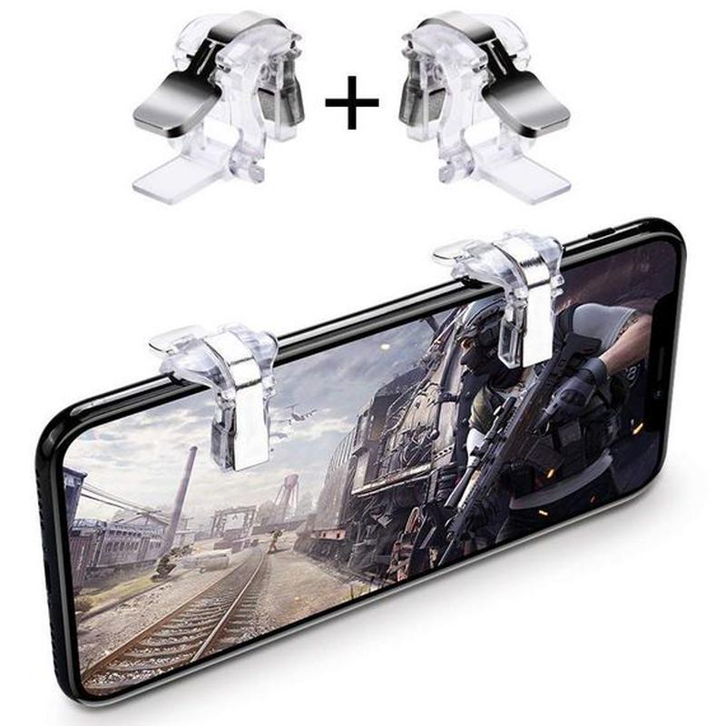 Триггеры Mechanical White Box Mobile PUBG Fortnite