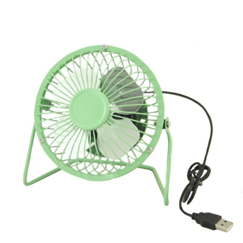 Вентилятор настольный Металлический USB