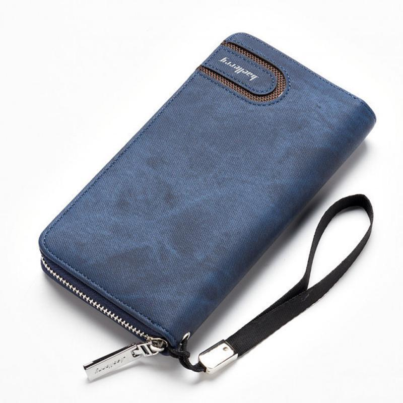 Элегантный клатч baellerry jeans ( baellerry denim ) blue