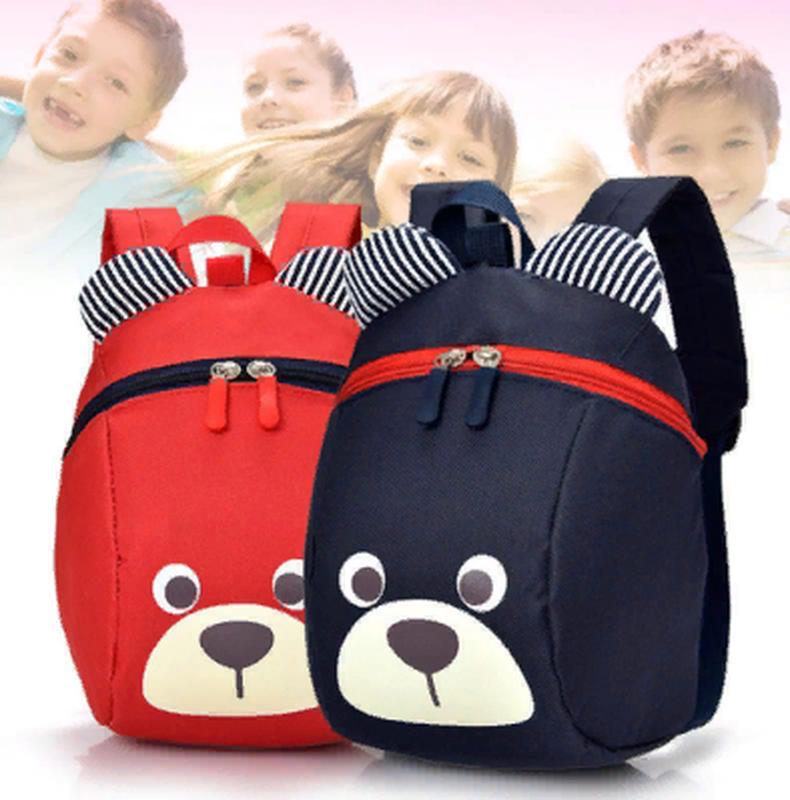 Детский рюкзак рюкзачок мишка