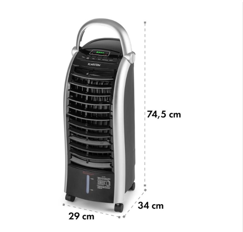 Мобильный кондиционер Охладитель воздуха Klarstein Oneconcept - Фото 11