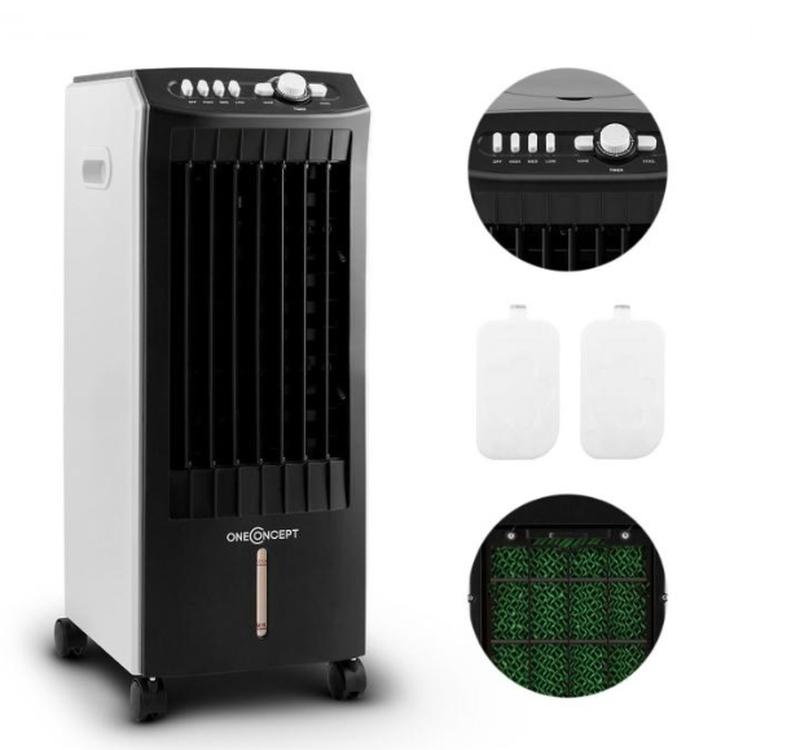 Мобильный кондиционер Охладитель воздуха Klarstein Oneconcept - Фото 12