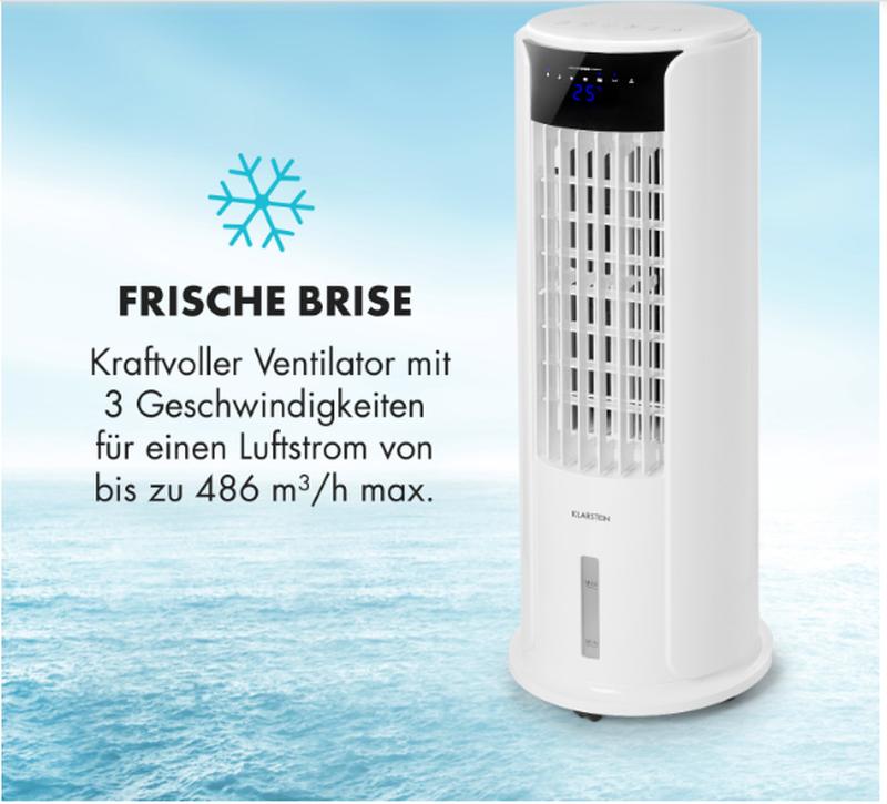 Мобильный кондиционер Охладитель воздуха Klarstein Oneconcept - Фото 13