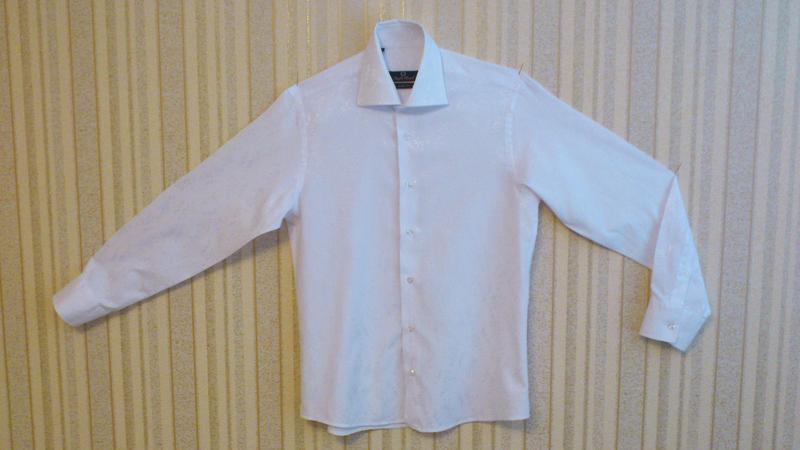 Сорочка чоловіча весільна Розмір 46