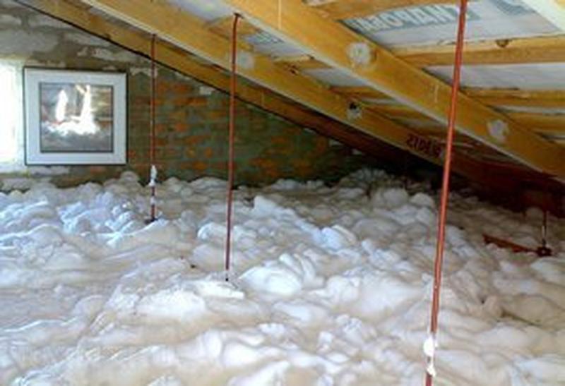 Утепление домов жидким пенопластом - Фото 2
