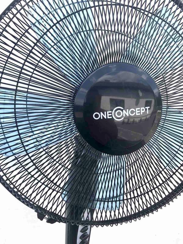 Вентилятор OneConcept D15-13Big Blizzard з зволожувачем повітря - Фото 3