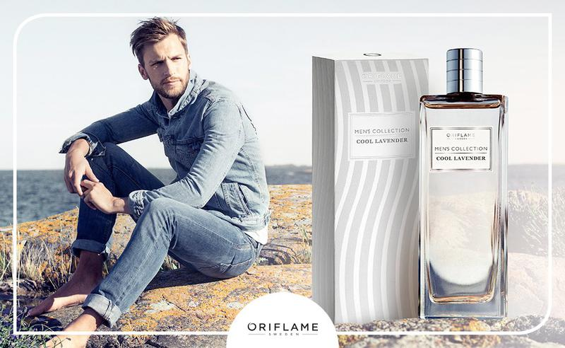 Туалетная вода men´s collection cool lavender от oriflame