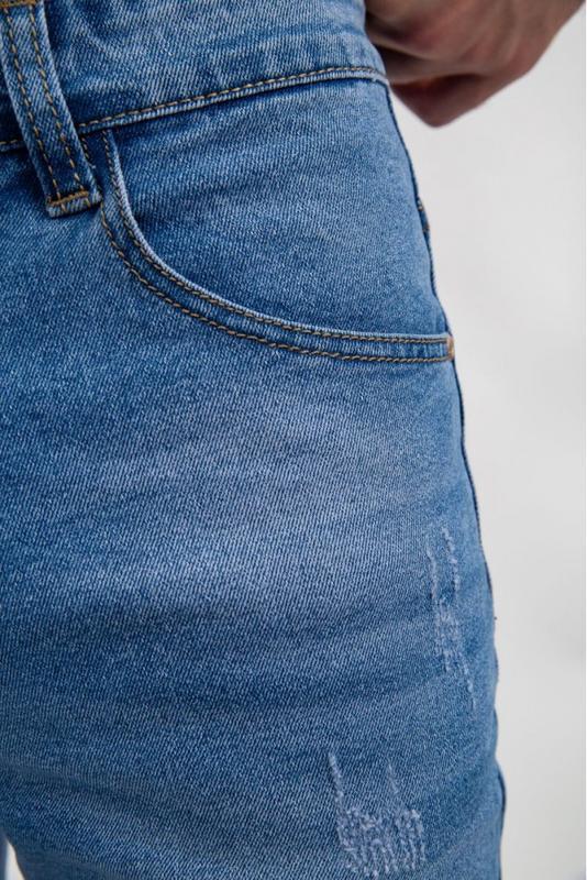❗тотальная распродажа❗джинсовые шорты мужские - Фото 4