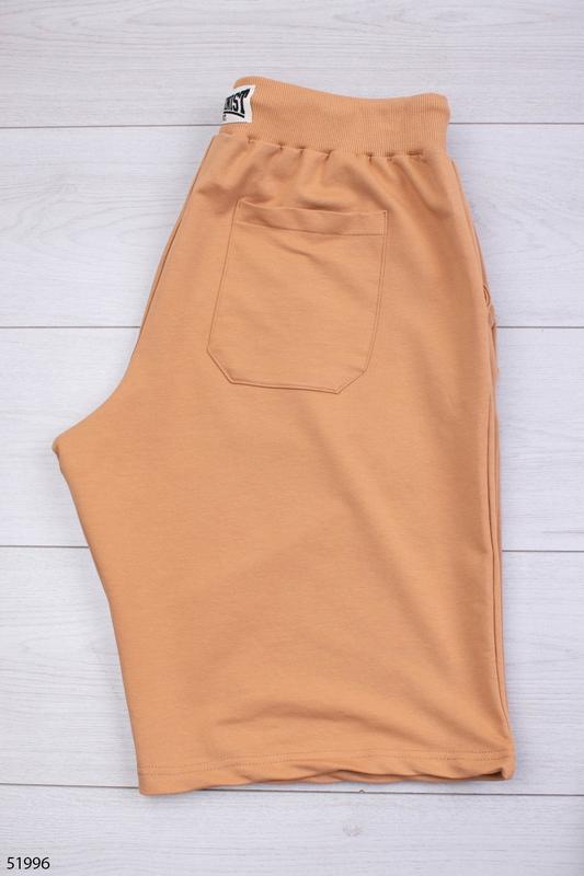 Мужские трикотажные шорты - Фото 3