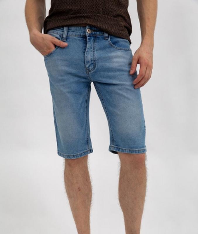 Летние джинсовые шорты мужские,размера 29-38