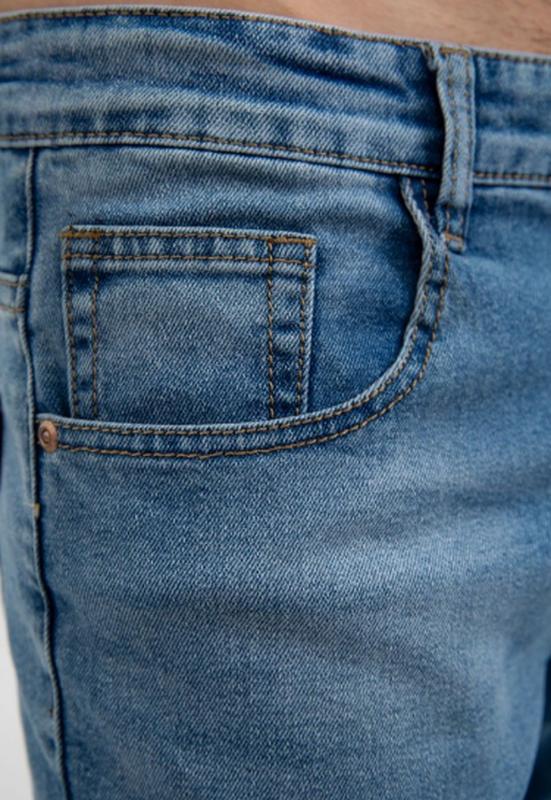 Летние джинсовые шорты мужские,размера 29-38 - Фото 3