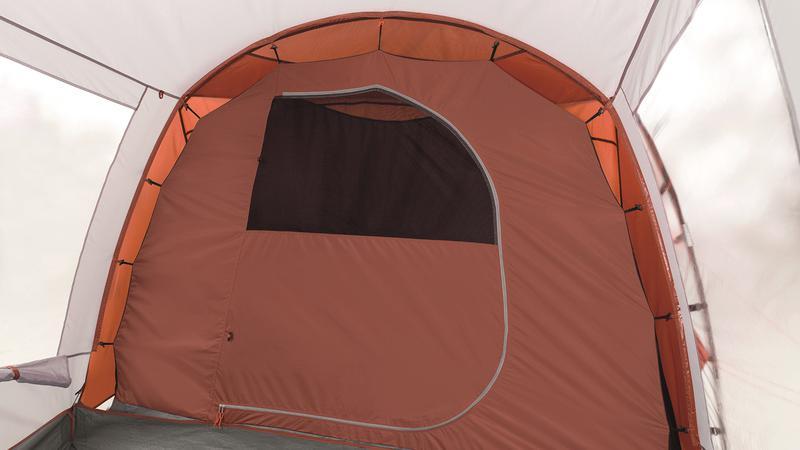Палатка кемпинговая шестиместная Easy Camp Huntsville Twin 600 - Фото 8