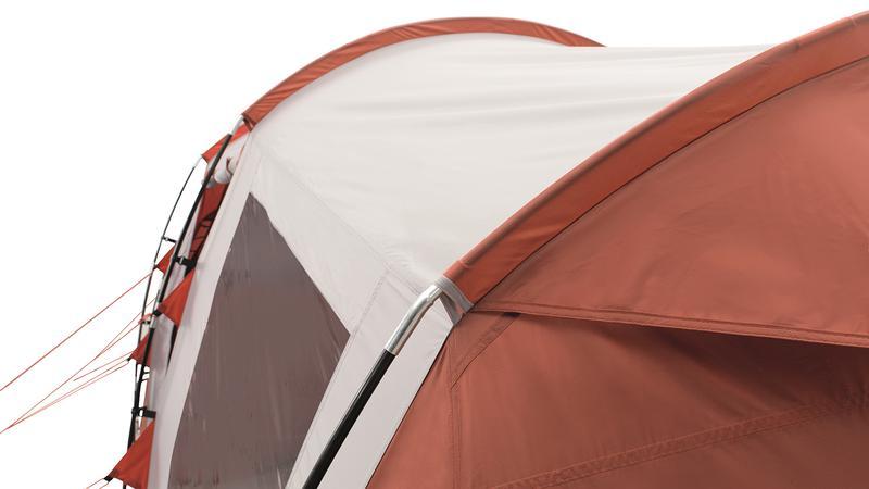 Палатка кемпинговая шестиместная Easy Camp Huntsville Twin 600 - Фото 2