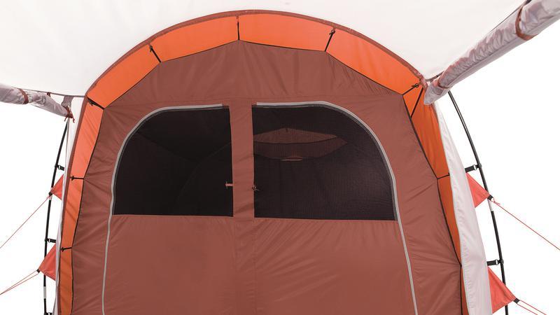 Палатка кемпинговая шестиместная Easy Camp Huntsville Twin 600 - Фото 5