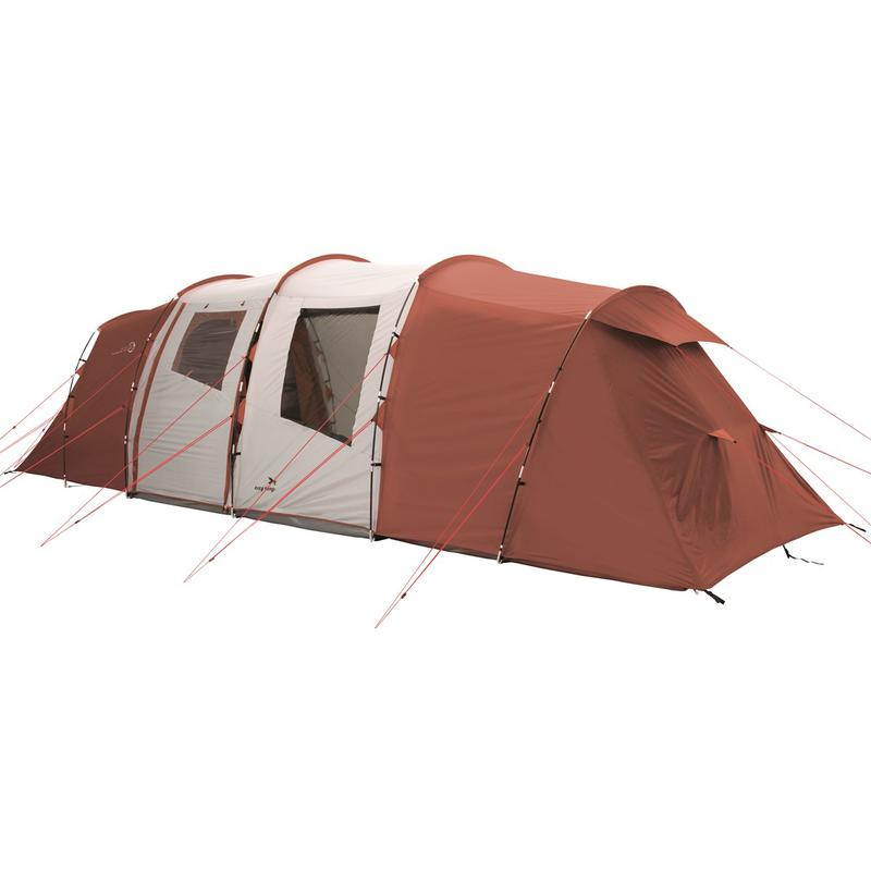 Палатка кемпинговая восьмиместная Easy Camp Huntsville Twin 800 - Фото 2