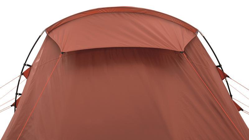 Палатка кемпинговая восьмиместная Easy Camp Huntsville Twin 800 - Фото 3