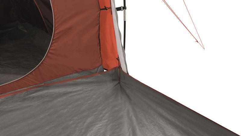 Палатка кемпинговая восьмиместная Easy Camp Huntsville Twin 800 - Фото 7