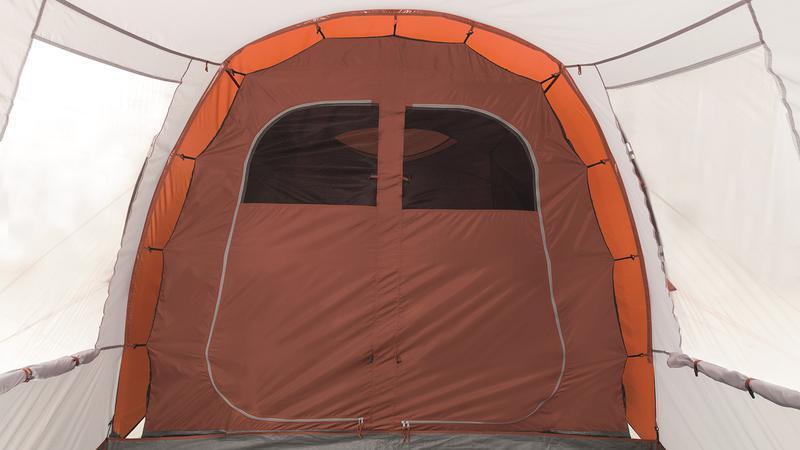 Палатка кемпинговая восьмиместная Easy Camp Huntsville Twin 800 - Фото 6