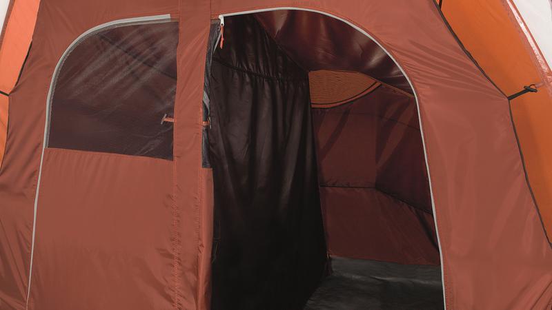 Палатка кемпинговая восьмиместная Easy Camp Huntsville Twin 800 - Фото 8