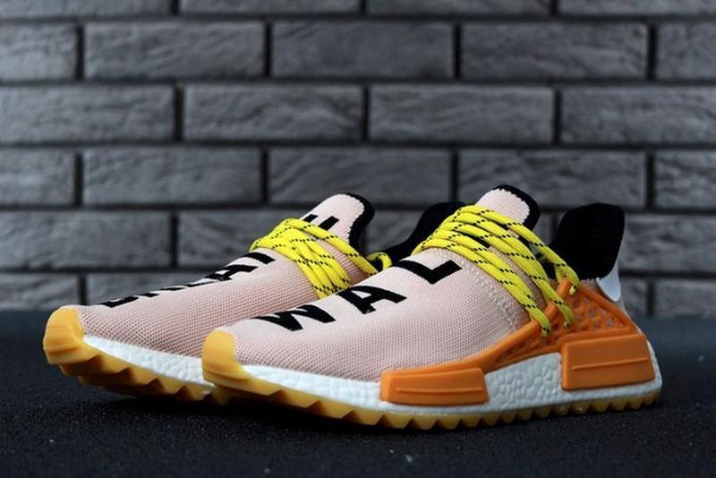 Мужские кроссовки adidas x pharrell williams human race nmd.