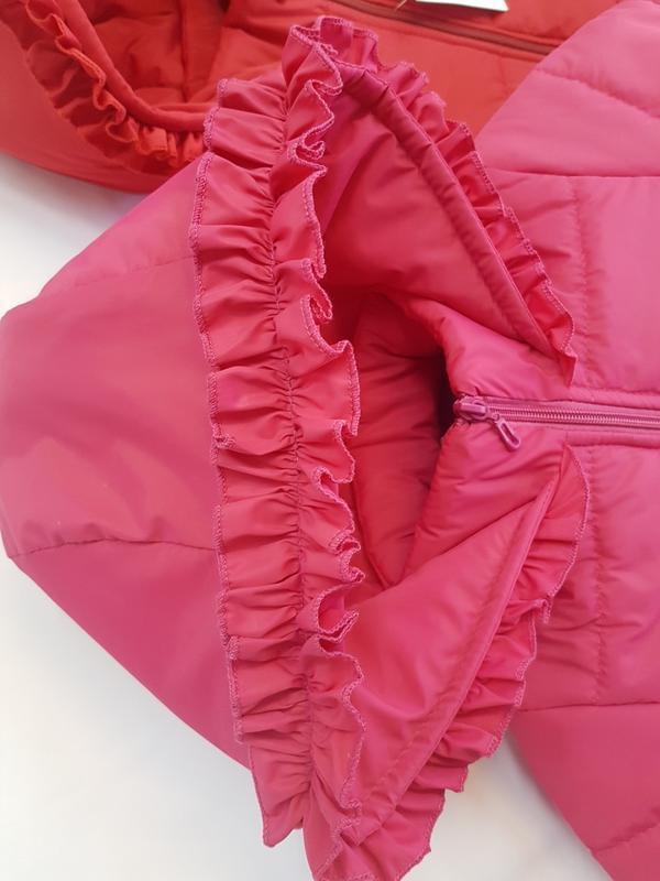 Демисезонная курточка на девочку - Фото 2