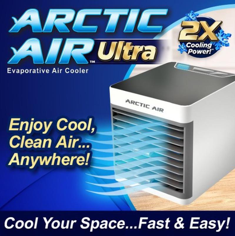 Мини кондиционер Arctic Air Cooler мобильный кондиционер - Фото 6