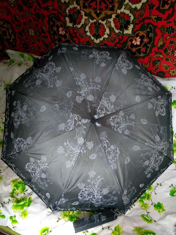 Карманный зонт механика.