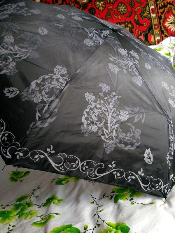 Карманный зонт механика. - Фото 4