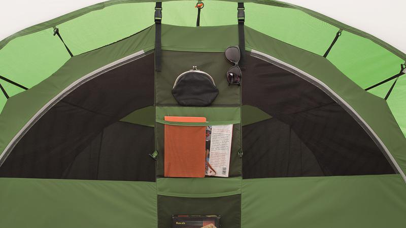 Палатка кемпинговая пятиместная Easy Camp Palmdale 500 - Фото 7