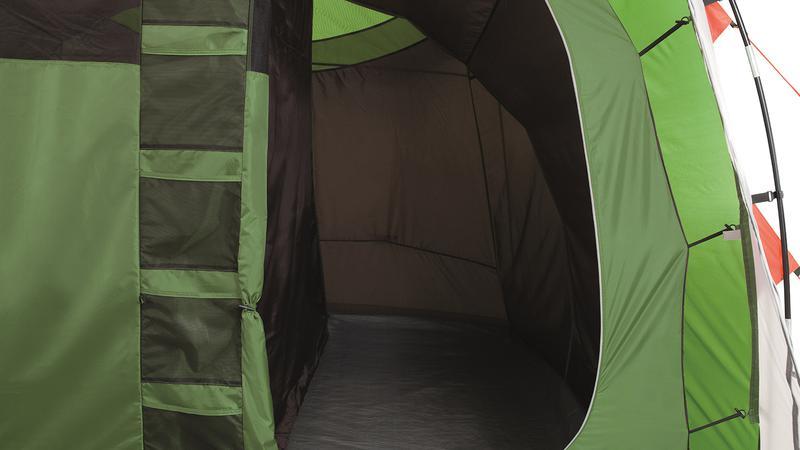 Палатка кемпинговая пятиместная Easy Camp Palmdale 500 Lux - Фото 4