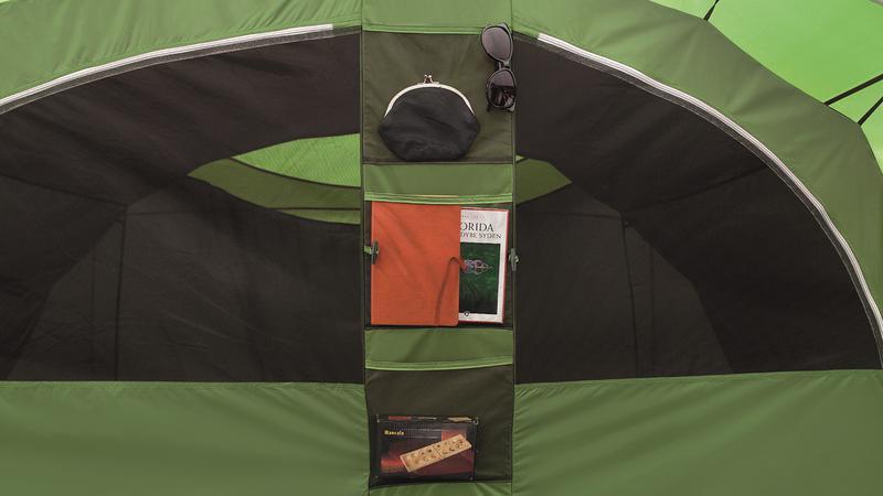 Палатка кемпинговая пятиместная Easy Camp Palmdale 500 Lux - Фото 8