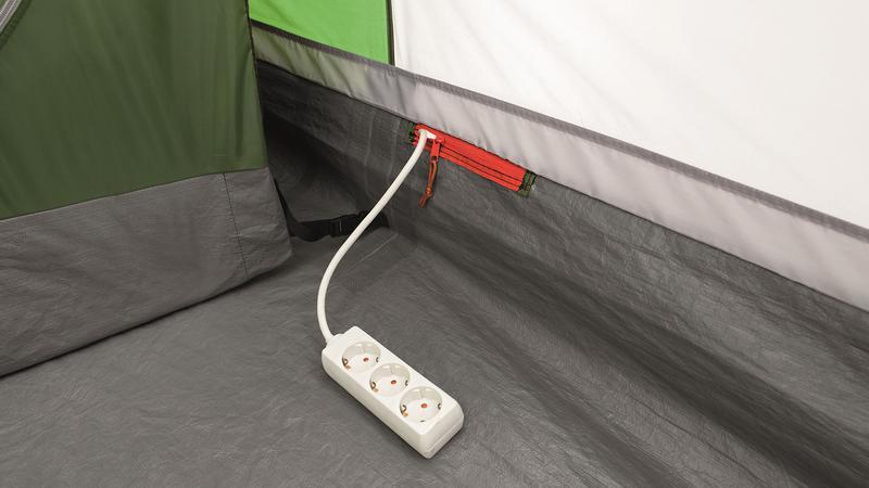 Палатка кемпинговая пятиместная Easy Camp Palmdale 500 Lux - Фото 6