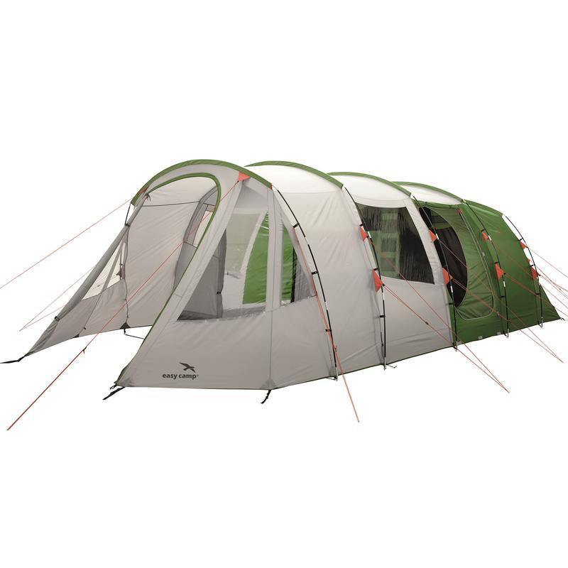 Палатка кемпинговая шестиместная Easy Camp Palmdale 600 Lux