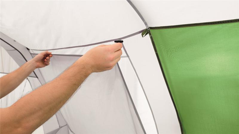 Палатка кемпинговая шестиместная Easy Camp Palmdale 600 Lux - Фото 3