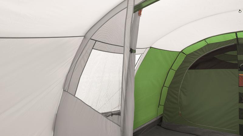 Палатка кемпинговая шестиместная Easy Camp Palmdale 600 Lux - Фото 5