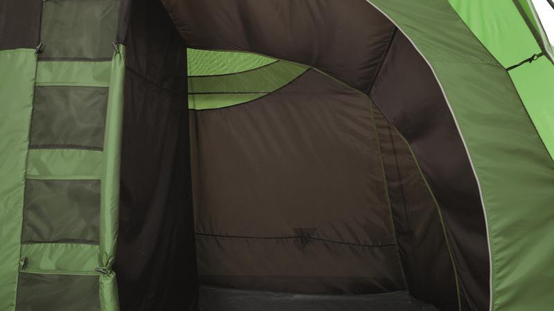 Палатка кемпинговая шестиместная Easy Camp Palmdale 600 Lux - Фото 6