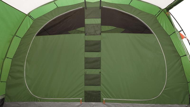 Палатка кемпинговая шестиместная Easy Camp Palmdale 600 Lux - Фото 7