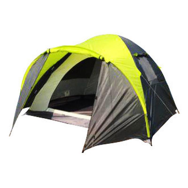 Палатка трехместная Green Camp 1011-2 - Фото 2