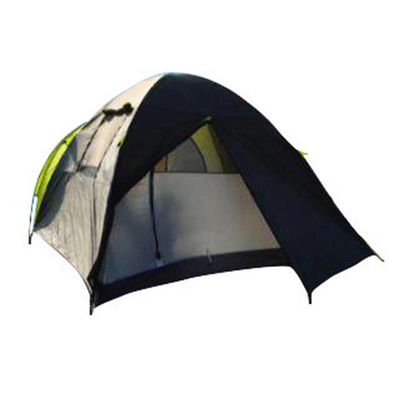 Палатка трехместная Green Camp 1011-2 - Фото 3