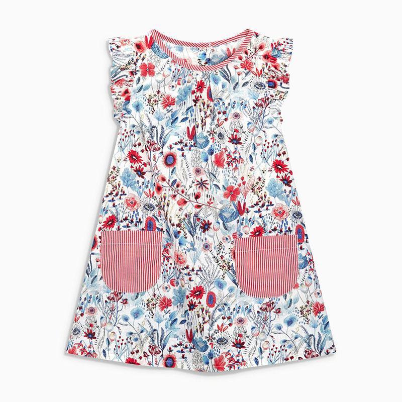 Платье для девочки. цветы.