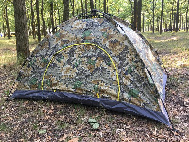 Палатка Автомат двухместная SY-A01-F - Фото 2