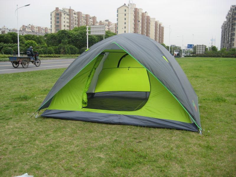 Палатка четырехместная GreenCamp 1018-4 - Фото 5