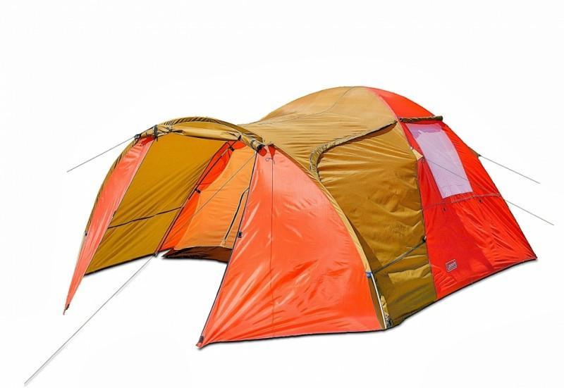 Палатка четырехместная Coleman 1036 - Фото 2